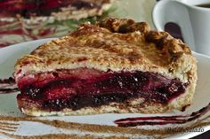 tarta de manzana alemana Strudel, Easy Desserts, Healthy Life, Cake Recipes, Bakery, Food And Drink, Pie, Yummy Food, Sweets