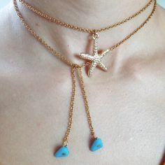 Unique & special necklace 🎀