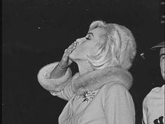 Marilyn Monroe, Final public appearance, June 1962