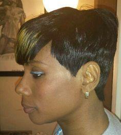 27 piece sew in/ hairbymzfelicia Diamond Earrings, Stylists, Classy, Sewing, Hair, Style, Fashion, Swag, Moda