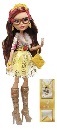 Кукла rosabella beauty «отступники» Ever After High