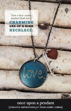 Cool necklace to try