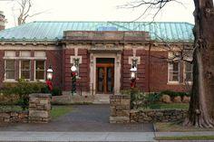 Library Ridgefield, Ct.