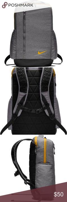 0b3c9a3884eb13 Nike Vapor Power Training Backpack- NWT Nike Vapor Power Gunsmoke Yellow  Heathered Training Backpack