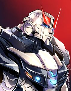 Prowl is without a doubt my favorite Transformers character