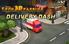 Toon 3D Delivery Rush Play at http://www.loola2015.com/loola-3d/toon-3d-delivery-rush  Do you think that if you driving good, that is all. Hmm. The main think is to park perfectly. In 3D racing game 3D Toon Delivery Rush will ride with the truck around the city and deliver goods to designated locations. Follow the yellow arrow and emotion before the timeout to the designated place and there with a truck park. Try not to make a crash and earn some money fro your work.