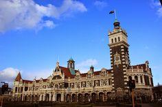我們走過的地方...: 第一次的南半球.第一次的新西蘭 -- Day 9 (Dunedin旦尼丁,Gore)