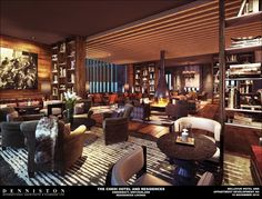 The Luxurious Chedi Andermatt Hotel, Switzerland