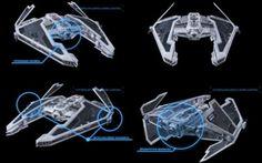 Maquette Star Wars, Space Ship Concept Art, Star Wars Spaceships, Star Wars Sith, Star Wars Design, Star Wars Vehicles, Galactic Republic, Sci Fi Ships, Spaceship Design