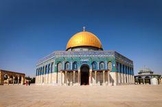 The Dome Of The Rock, Jerusalem, Israel © Sabrina Iovino | JustOneWayTicket.com