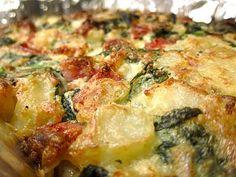 Wicked Delicious: Cheesy Potato Casserole