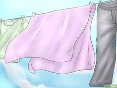 3 Ways to Remove Musty Smell from Clothes - wikiHow