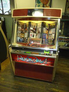 Rockola CD jukebox