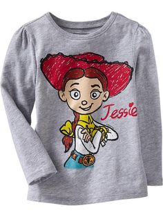 "Old Navy | Disney/Pixar© ""Jessie"" Tees for Baby"