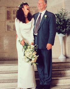 David & Polly. Happy 20th Anniversary!