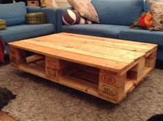 Learn how to build your own DIY pallet furniture, with hundreds of projects and pallet ideas! Ikea Lack, How To Build Steps, Shipping Crates, Diy Pallet Furniture, Layout, Decoration, Indoor, House Design, Living Room