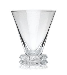 This, Saint Louis Crystal - Diamant, out shines the Waterfords in clarity, weight and modern look.