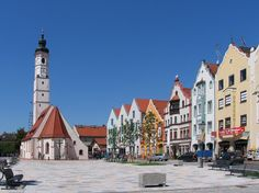 Dorfen-Esterndorf ~ Erding ~ Germany