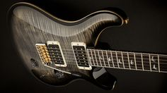 PRS Guitars 30th Anniversary Charcoal Burst 10 Top Regular Neck #214237