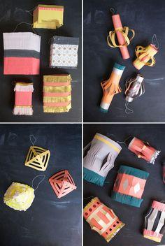 Homemade Paper Lantern DIY | Oh Happy Day!