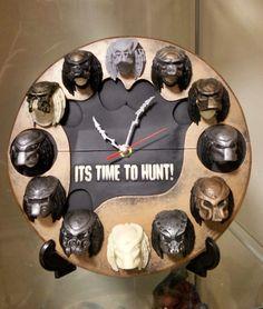 Hunter's Clock