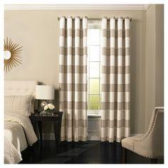 """Gaultier Blackout Curtain Tan (52""""x108"""") - Beautyrest"""