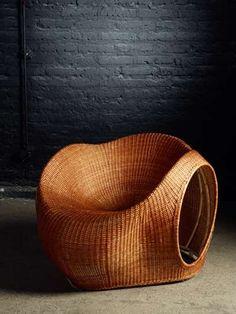 """""""Amalia"""" chair by Eg"""