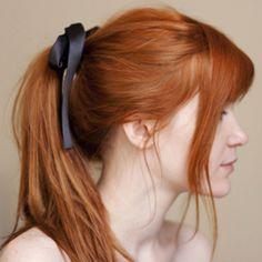 3. Rojizos, Cobrizos y Naranjas / Redheads #peinados #hairstyles #SS14 #verano