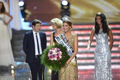 Miss France 2015 Winner is Camille Cerf