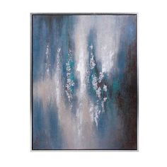 TY Outer Banks Canvas Wall Decor with Frame Imagine a blue expanse of ocean and sky, broken up by the occasional cloud reflecting back in the water. The Outer Banks framed wall decor reminds Trisha Yearwood of childhood summers spent at the beach. Canvas Wall Decor, Frame Wall Decor, Frames On Wall, Canvas Art Prints, Canvas Frame, Wall Art Decor, Painting Prints, Paintings, Metal Wall Art