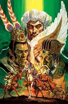 生頼範義 / 光栄 / 三國志Ⅳ / Noriyoshi Ohrai / Noriyoshi Orai / KOEI / Sangokushi 4 (Romance of The Three Kingdoms 4)