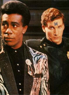 Red Dwarf Smegazine (August 1993) Bbc Tv Series, Sci Fi Series, Craig Charles, Gazpacho Soup, Authentic Costumes, Red Dwarf, Best Sci Fi, British Comedy, How To Make Light