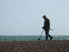 """The Only Profitable Pastime - Treasure Hunting  """"Metal detecting charm is that almost everyone can do. You can do at any level and intensity,"""" Berg said, """"This is probably the only profitable pastime."""""""