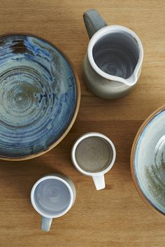 Parkwood Pottery in Derbyshire