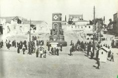 Yok canım olamaz demeyin; 1929'da Taksim, böyle... #İstanbulNostaljisi
