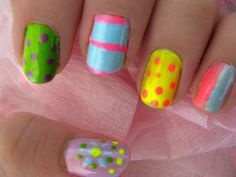 Easter Nail Designs   best easter nail paint designs