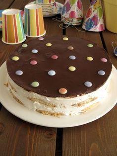 The one with all the tastes | Η πιο εύκολη τούρτα γενεθλίων