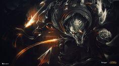 League of Legends / Rengar Wallpaper by durly0505