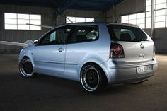 vw wheel whores | Wheel Whores • View topic - VW POLO 9N AirRide 2.3 V5 Volkswagen Polo, Audi, Classic Cars, Racing, Vehicles, Casual Wear, Google Search, Super Cars, Sport Cars