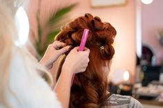 5 Hair Styling Tools you Must Have for Great Hair Styles Simple Bridal Hairstyle, Wedding Hairstyles For Long Hair, Messy Hairstyles, Pretty Hairstyles, Winter Hairstyles, Short Hair, Diy Wedding Hair, Romantic Wedding Hair, Long Hair Wedding Styles
