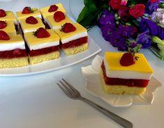 Truskawkowe ciasto z adwokatem - Blog z apetytem Ale, Waffles, Recipies, Cheesecake, Food And Drink, Cooking, Breakfast, Sweet, Deserts