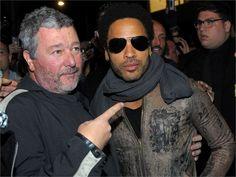 Lenny Kravitz è anche designer d'interni. Alcune sue creazioni rock - Post by Style.it