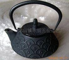 Suministro directo de fábrica hechos a mano de la salud teteras de hierro fundido(China (Mainland))