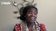 """""""How Great Is Our God""""  (Joy J Acapella Session 2)"""