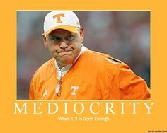 Tennessee  Coach you will go down as a ledgand!
