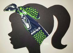 Seahawks ladies Headband Measures: Long x Wide Wash: Hand wash lay flat to dry. Adds a great touch of team spirit to any Man wardrobe. Perfect for your outfit Seattle Seahawks, Seahawks Gear, Seahawks Fans, Seahawks Football, Football Team, Seahawks Apparel, Blue Friday, Fabric Headbands, 12th Man