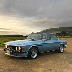 BMW Classic e9/e23