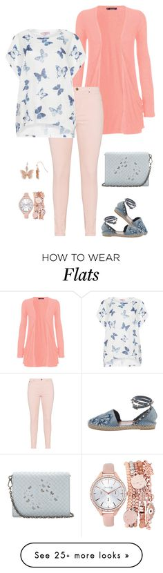 """""""Geen titel #910"""" by miriam-witte on Polyvore featuring WearAll, Valentino, Bottega Veneta, Jessica Carlyle and LC Lauren Conrad"""