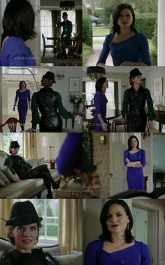 """""""You're not here to give me sisterly advice..."""" One of my favorite dynamics.  I think it was interesting that on some level Regina clearly wanted to know her sister and was sad that they immediately had such an adversarial relationship"""