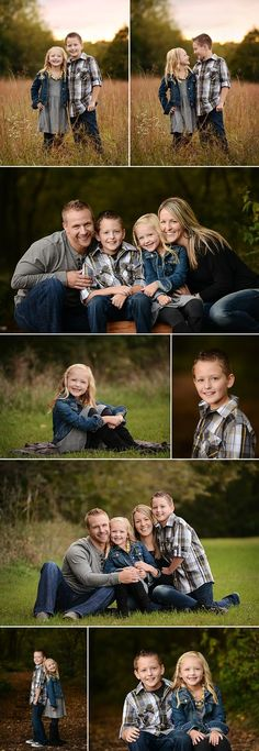 family photo outfits Swade Studios Photography, Overland Park and Kansas City area photographer Sarah Swade specializing in newborn, baby, maternity and family photography, offers